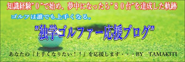 独学ゴルファー応援ブログ